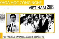 8 sự kiện nổi bật của khoa học công nghệ Việt Nam 2015