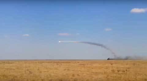 máy phóng tên lửa