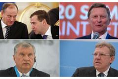Ai đang chèo lái nước Nga cùng Putin?