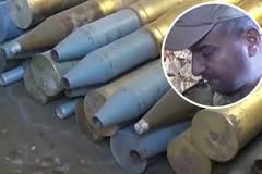 Kho vũ khí khủng của IS