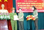 Phó hiệu trưởng làm Phó giám đốc Công an Đà Nẵng