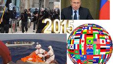Năm 2015: Bước ngoặt lớn của Putin