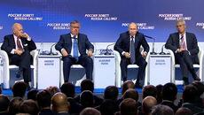 Thế kẹt chưa từng có của Tổng thống Putin