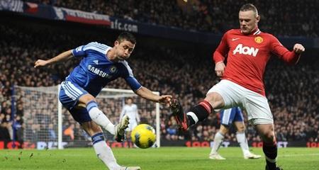 Van Gaal bất lực, M.U bị Chelsea cưa điểm