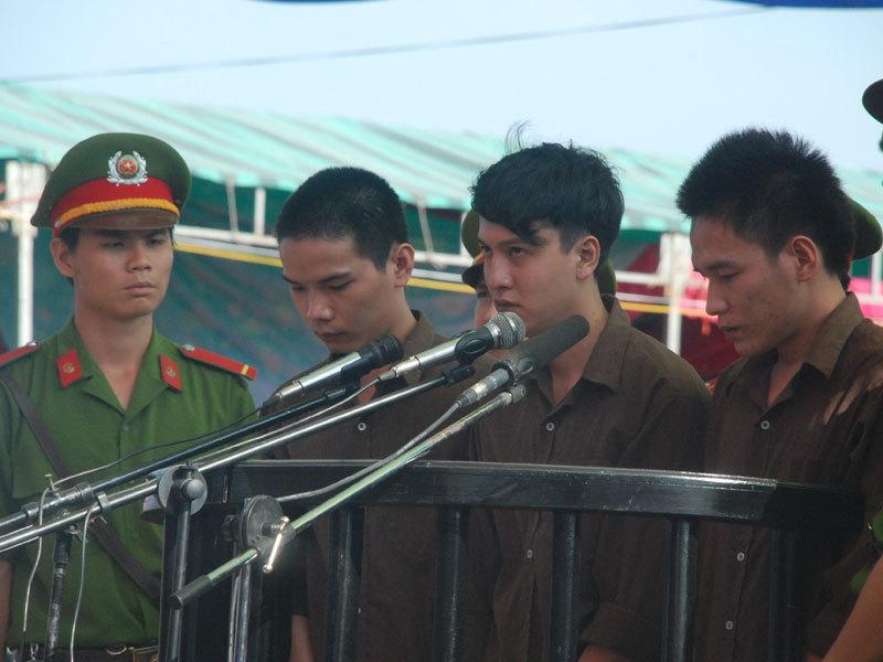 tướng Hồ Sỹ Tiến, Nguyễn Hải Dương, Vũ Văn Tiến, thảm án,