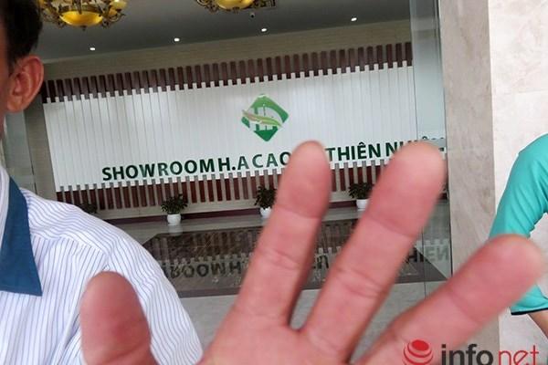 Công an sẽ vào cuộc vụ Showroom chỉ bán cho khách Trung quốc