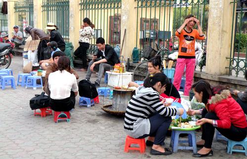 Việt Nam, top 5 thế giới về buôn bán vỉa hè