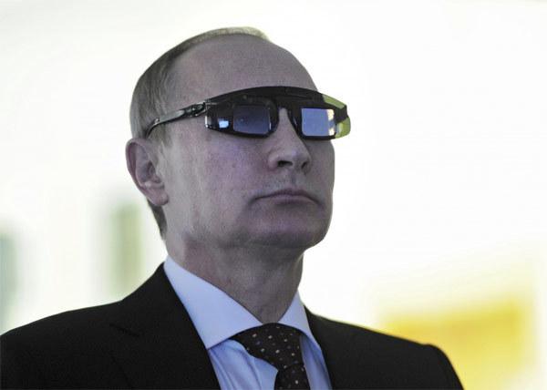 Sách  'những lời tiên tri của Putin' viết gì?