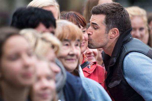 Những nụ hôn đáng nhớ nhất 2015