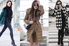 Mặc đẹp ngày lạnh với biến tấu từ áo khoác