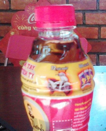 64 chai Dr Thanh có cặn: Phạt đại lý phân phối