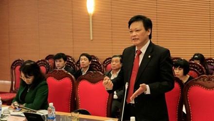 Thứ trưởng Nội vụ: Sẽ trình Chính phủ chính sách hút nhân tài