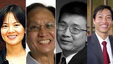 Chân dung 4 nhà khoa học người Việt có ảnh hưởng nhất 2015