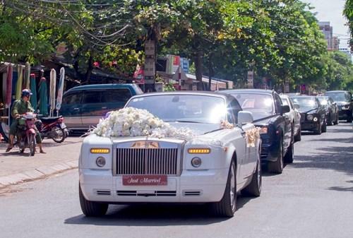 Những dàn xe dâu khủng nhất Việt Nam năm 2015