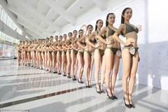 Xem nghìn người đẹp trình diễn bikini