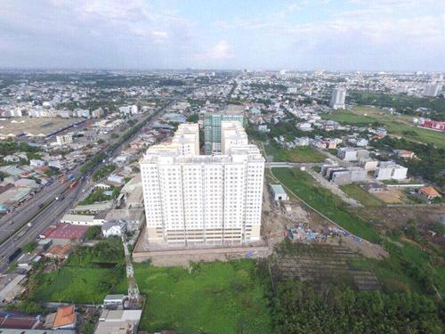 bất động sản Sài Gòn, mua bán căn hộ, thị trường căn hộ giáp tết, căn hộ PetroVietnam Landmark