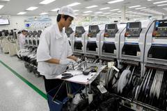 Việt Nam tiếp tục hút vốn CNTT ngoại