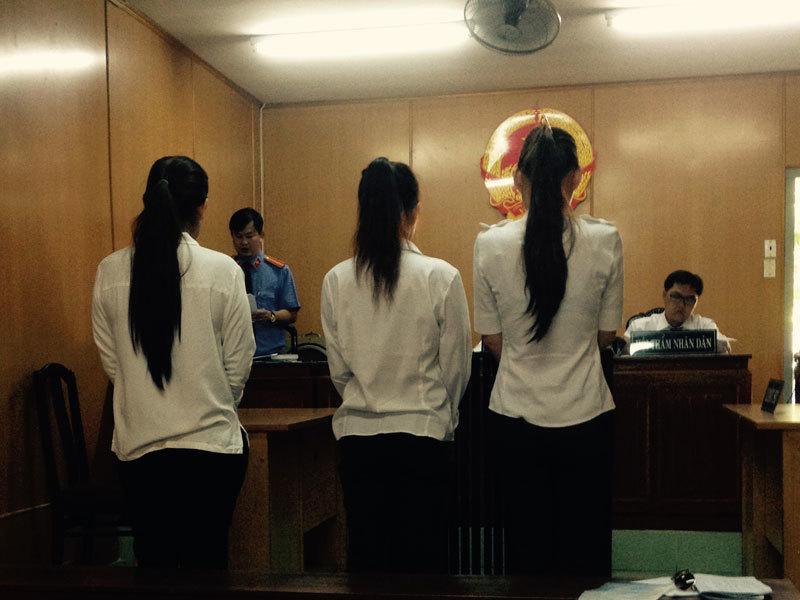 Đường dây bán dâm chỉ phục vụ 'khách Tây' ở Sài Gòn