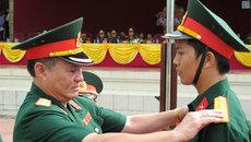Điệu kiện để thành quân nhân chuyên nghiệp?