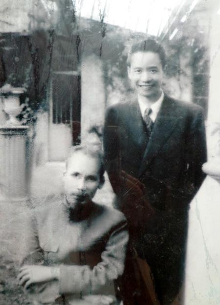 Bộ trưởng Tư pháp, Vũ Trọng Khánh, Vũ Trọng Khải, dạy con