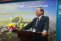 Phát sóng phim truyền hình về các dân tộc ít người ở Việt Nam