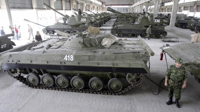 Mạng lưới căn cứ quân sự Nga ở nước ngoài