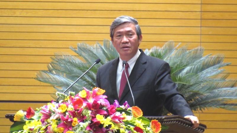 nhân sự ĐH Đảng, bác bỏ thông tin TQ, Trưởng Ban Tuyên giáo TƯ, Đinh Thế Huynh
