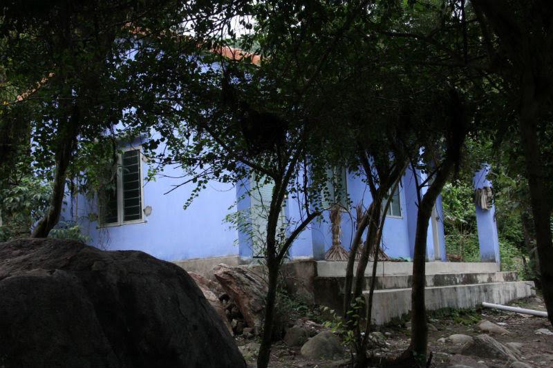 Xây nhà trái phép;  Hải Vân