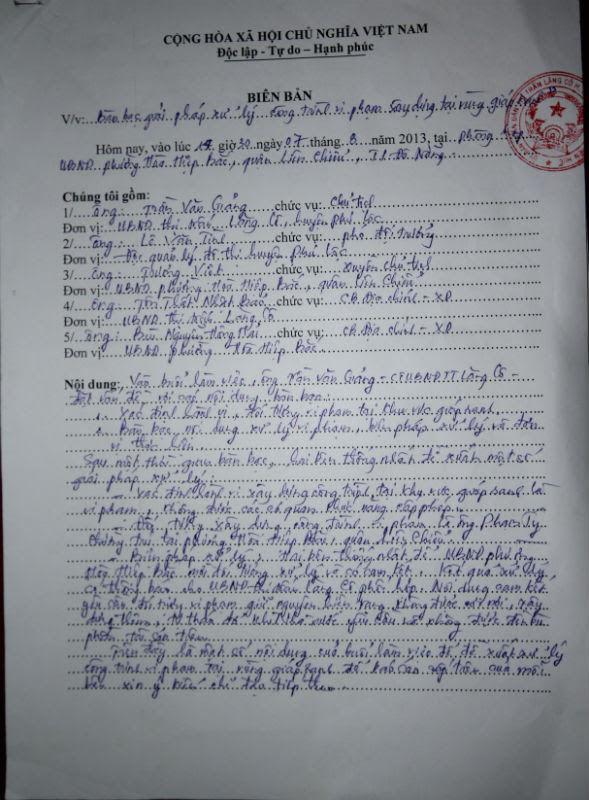 Xây nhà trái phép ở Hải Vân suốt 3 năm, chính quyền bất lực?