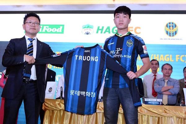 Xuân Trường mơ được chơi cho M.U như Park Ji Sung