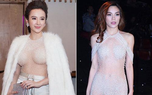 Hà Hồ, Angela Phương Trinh, Hồ Ngọc Hà