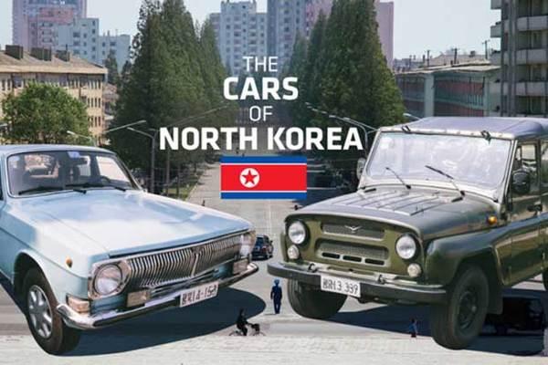 Thế giới ô tô bí ẩn ở Triều Tiên