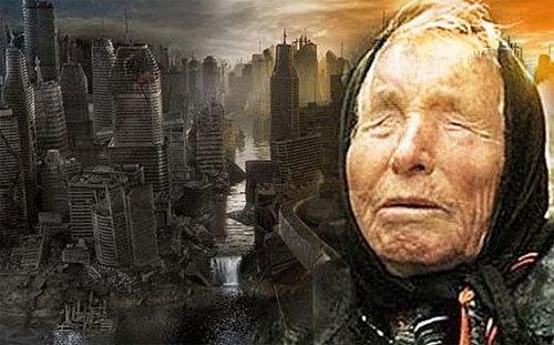 Tiên tri Vanga dự báo tương lai thảm khốc của châu Âu