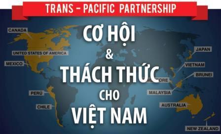 Trình Bộ Chính trị ký Hiệp định TPP vào 4/2/2016