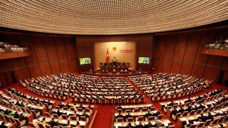 Những chuyện 'có một không hai' của Quốc hội