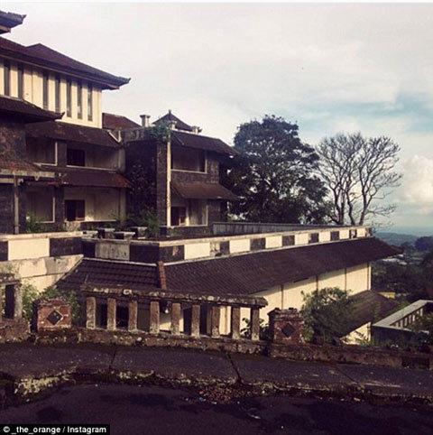 Lạnh tóc gáy với 'khách sạn ma' ở chốn thiên đường Bali