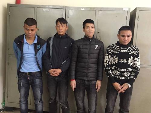 Triệu tập 4 kẻ 'chặt chém' du khách ở Hồ Gươm
