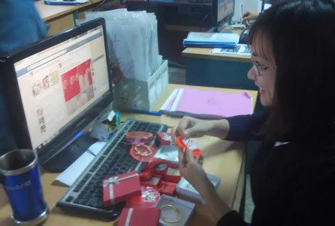 Nữ kế toán chia sẻ bí quyết bán hàng online mua nhà Hà Nội
