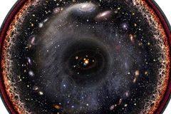 Ảnh thu gọn cực hiếm về toàn cảnh vũ trụ