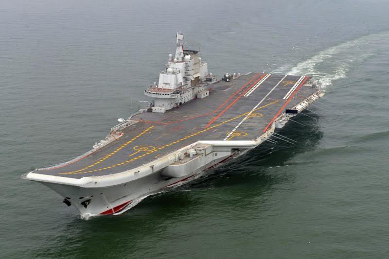 TQ chính thức thừa nhận làm tàu sân bay thứ hai