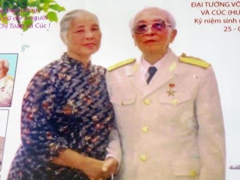 Bà chủ nhiệm Hợp tác xã được Đại tướng Võ Nguyên Giáp phong 'Tướng'