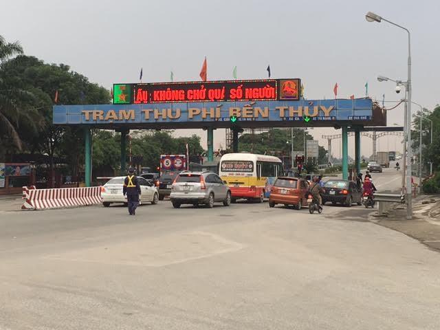 Bộ Tài chính 'ép' Bộ GTVT tăng phí cầu Bến Thủy ?