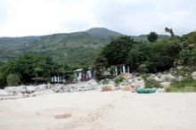 Công trình trái phép xây trong rừng Hải Vân suốt 3 năm
