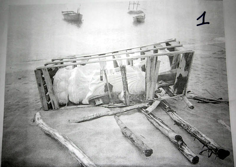 công trình trái phép, rừng Hải Vân