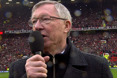 Xem lại những lời cuối Sir Alex nói tại Old Trafford
