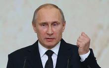 Putin coi NATO mở rộng là mối đe dọa của Nga