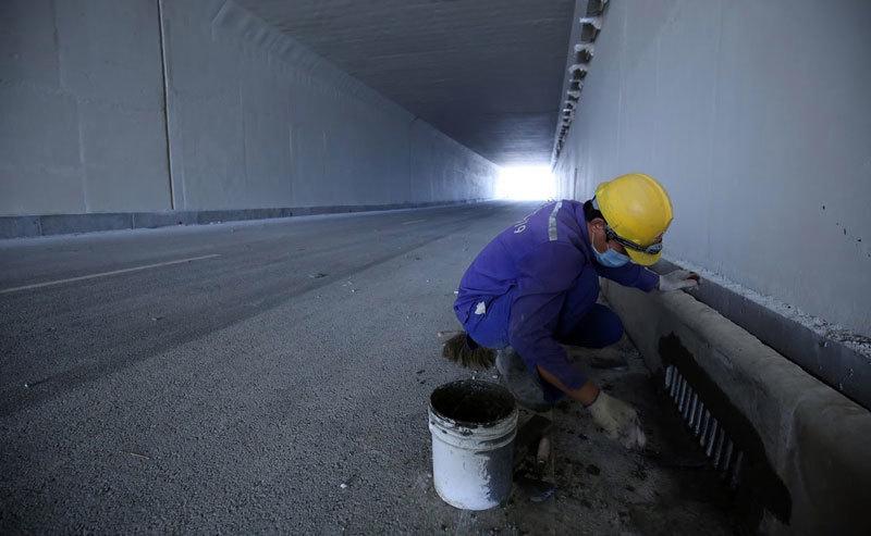 hầm chui, nút giao thông, hầm chui Thanh Xuân, Trung Hòa, ngã tư lớn nhất Hà Nội, Khuất Duy Tiến - Nguyễn Trãi