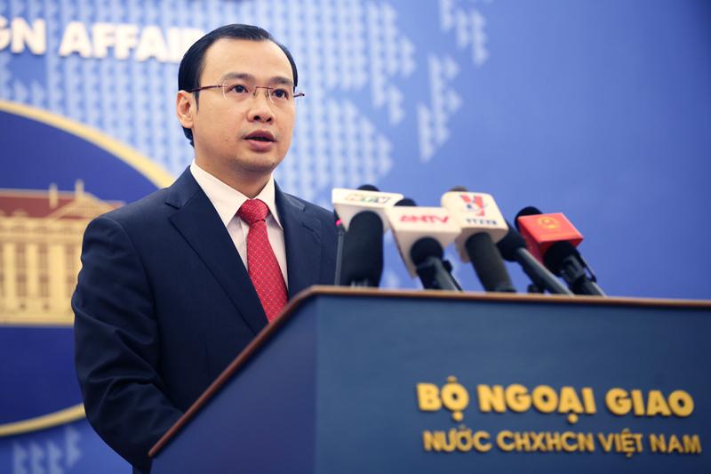 Trung Quốc xâm phạm nghiêm trọng chủ quyền Việt Nam