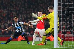Highlights: Arsenal 1-0 Newcastle