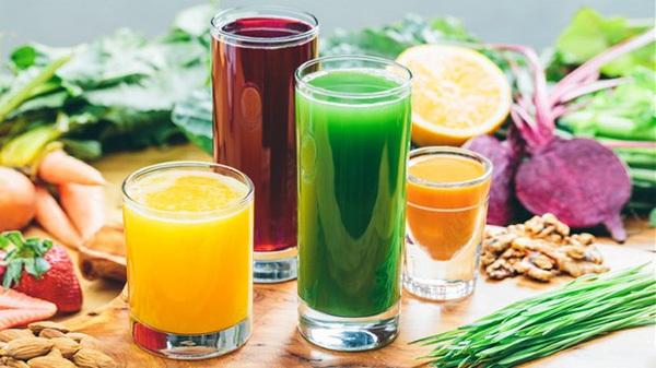 Chế độ ăn giúp giải độc cơ thể và giảm cân nên thử trong năm mới